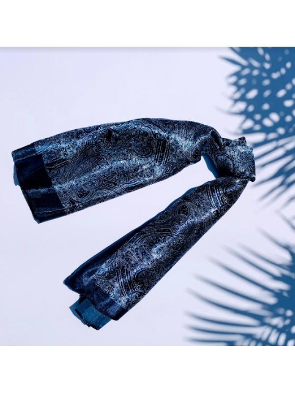 Lenço Fley Azul
